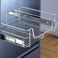 Pull Out Storage Basket
