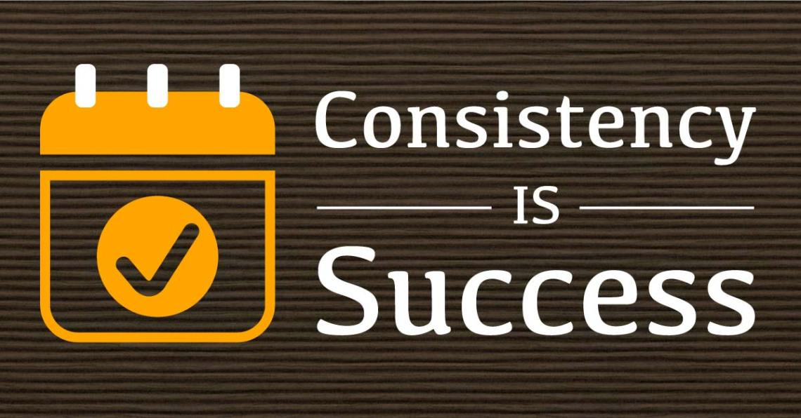 133 Replicating Success Through The Power Of Consistency