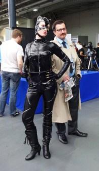 very nice Catwoman Cosplay