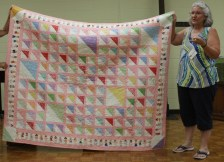 Terry Doyle - Cat's Play Quilt
