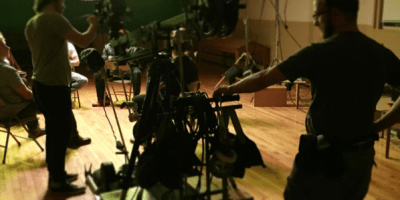 Film Production, Starr Films, NYC