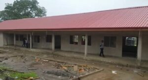 V/R: Adaklu District Assembly expands school infrastructure ahead of re-opening 2