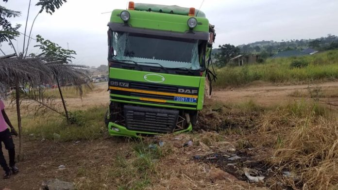 E/R: 11 killed, 80 injured in multiple bus accident at Kyekyewere 2