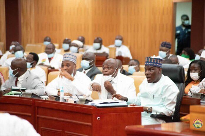 Don't go near Majority side of Parliament – Apaak warns NPP MPs 3