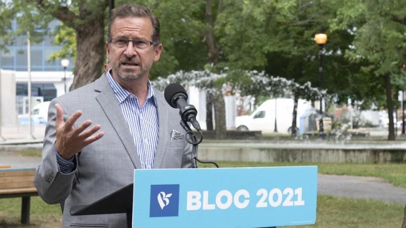 yves francois blanchet bloc quebecois election 66927
