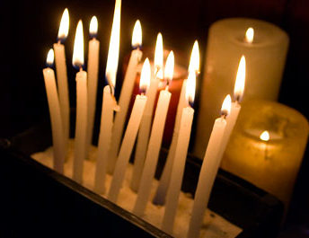 280 candles of joy and sorrow