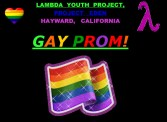 We support the Gay Prom