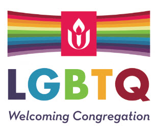We are a UUA Welcoming Congregation