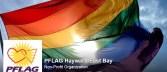 We support PFLAG Hayward