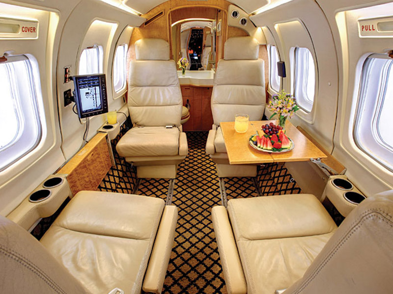 IAI 1124 Westwind Private Jet Hire