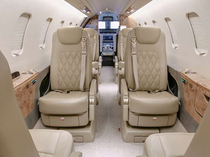 Bombardier Learjet 45 Private Jet Hire