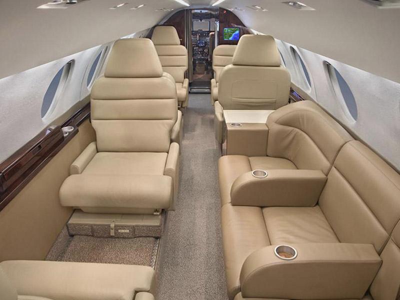 Dassault 20 200 Private Jet Hire