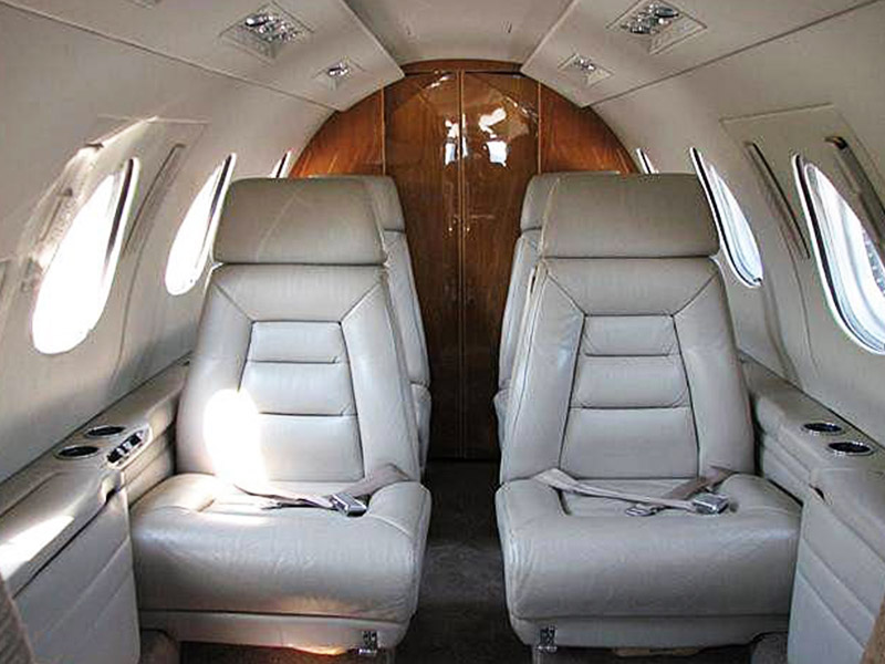 Rockwell NAA Sabreliner 75 Jet Hire