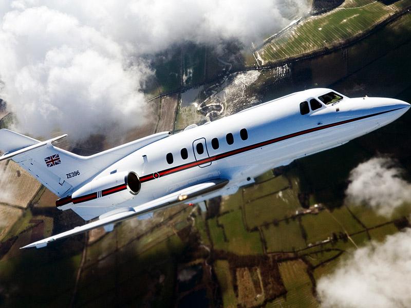 BAe 125-700 Jet Charter