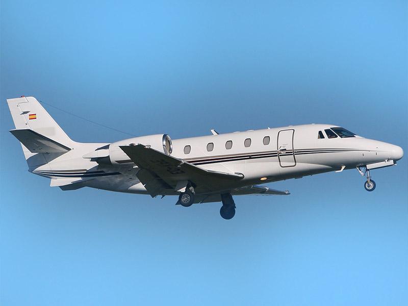 Cessna Citation XL Private Jet Hire