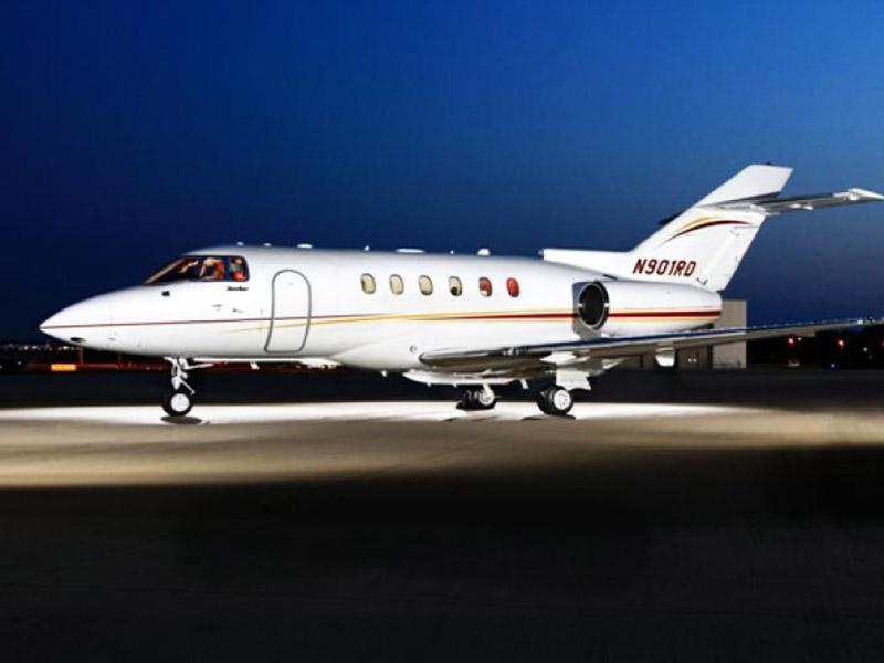 BAe Hawker 900 Jet Charter