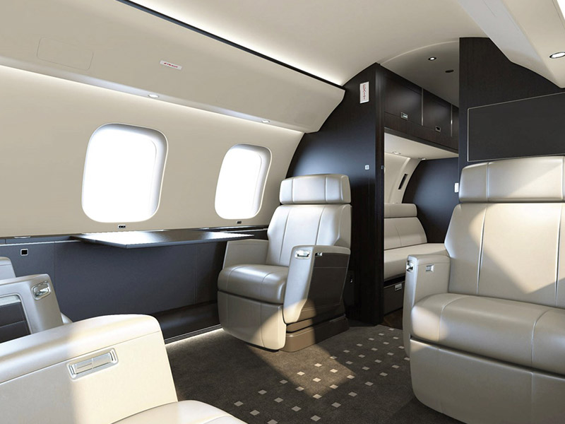 Bombardier Global 7500 Private Jet Hire