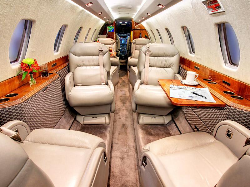 Cessna C750 Citation X Private Jet Hire