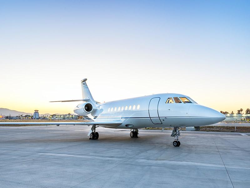 Dassault Falcon 2000EX Easy Private Jet Hire