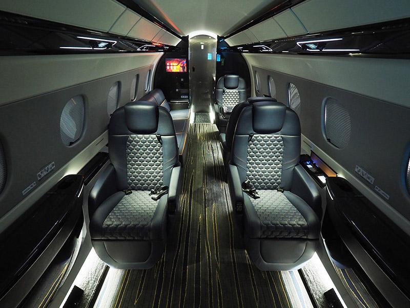 Embraer Praetor 600 Private Jet hire