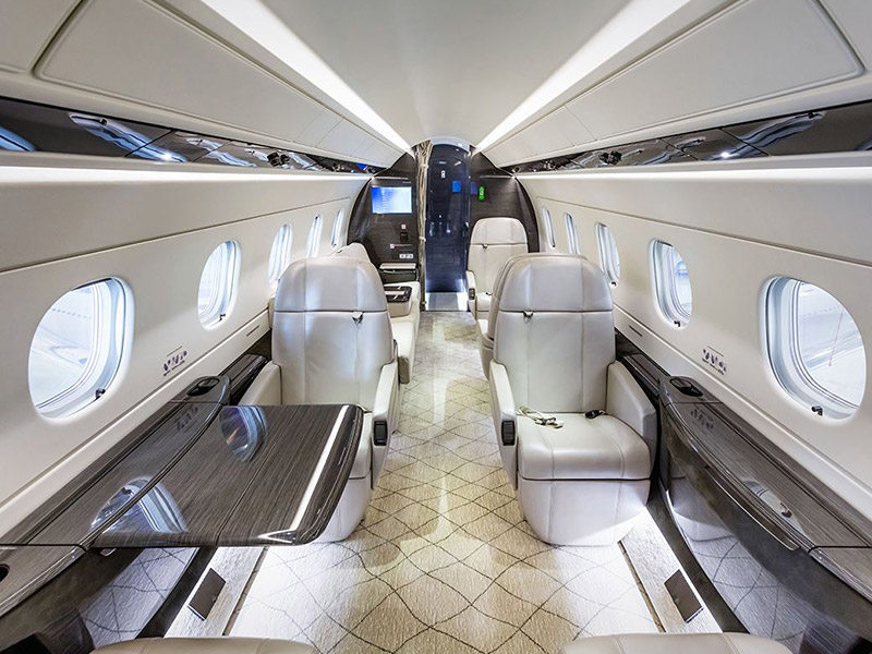 Embraer Legacy 500 Private Jet Hire