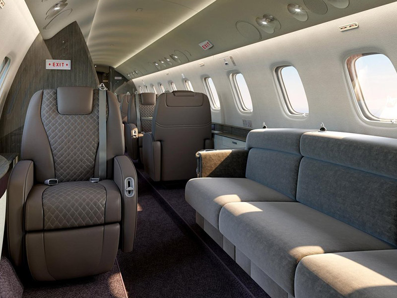 Embraer Legacy 650 Private Jet Hire
