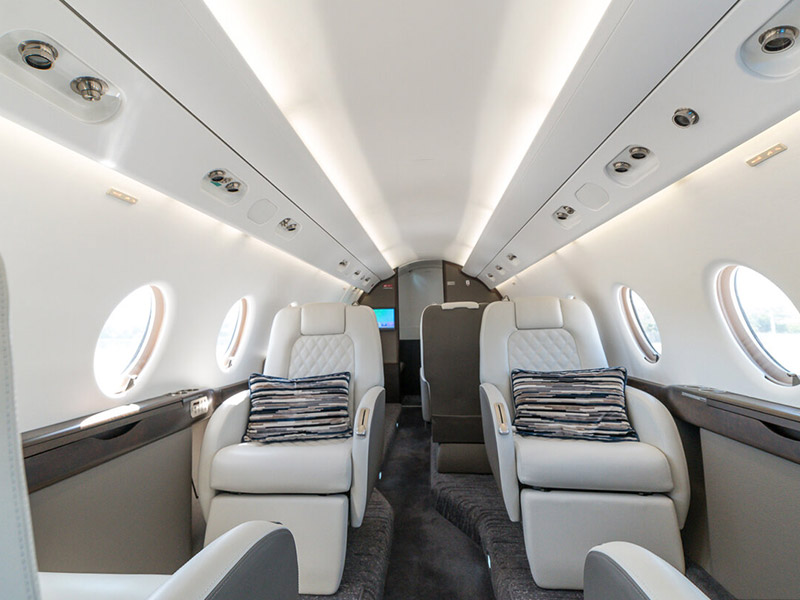 Gulfstream G200 Private Jet Hire