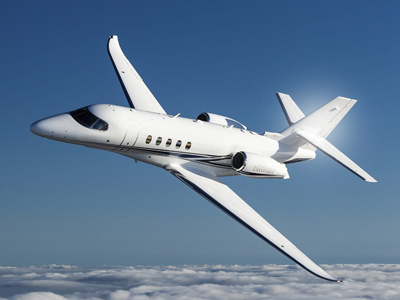Cessna Citation Longitude Private Jet Hire