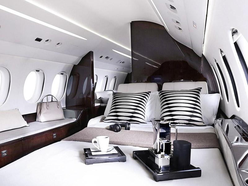 Dassault Falcon 8X Private Jet Hire