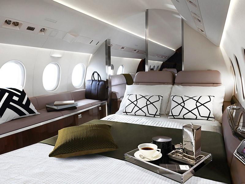 Dassault Falcon 900LX Private Jet Hire