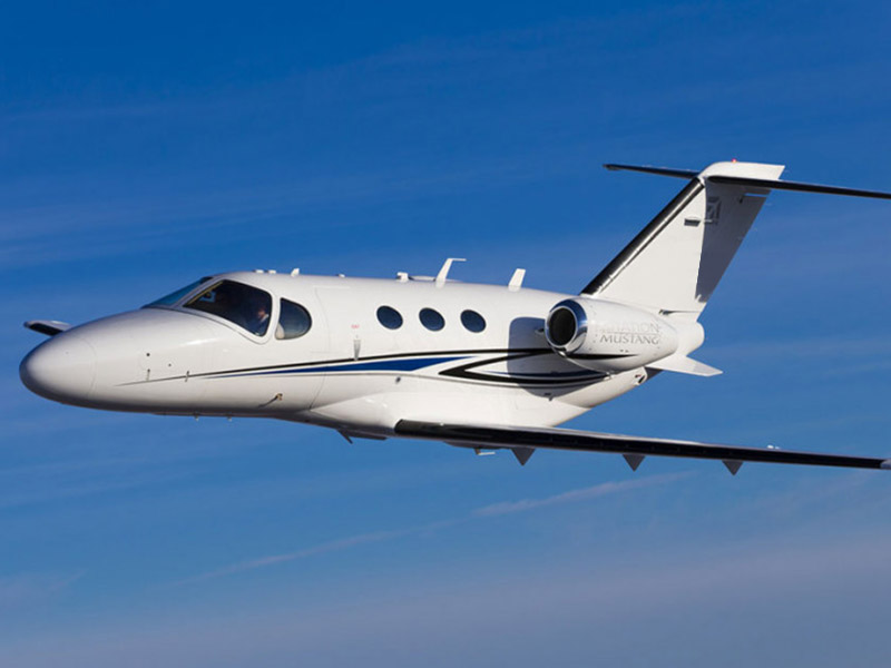 Cessna Citation Mustang 510 Private Jet Hire
