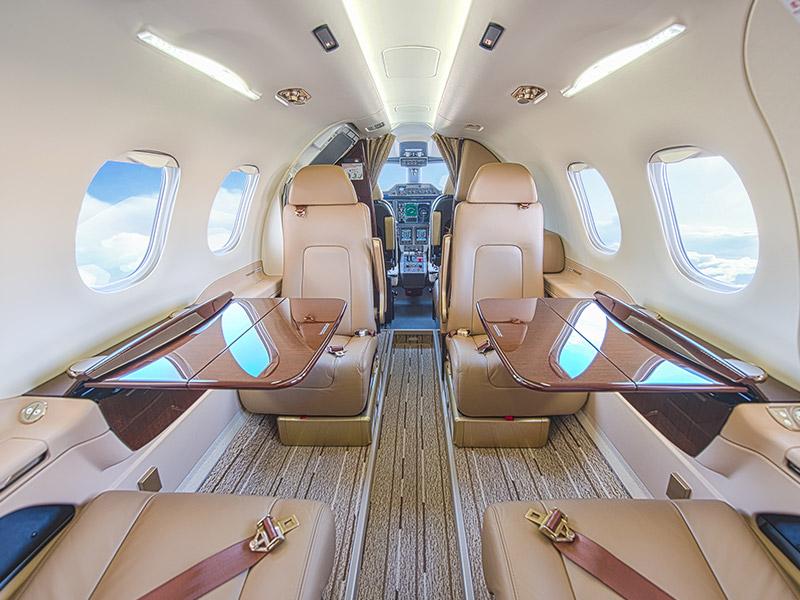 Embraer Phenom 100 Private Jet Hire