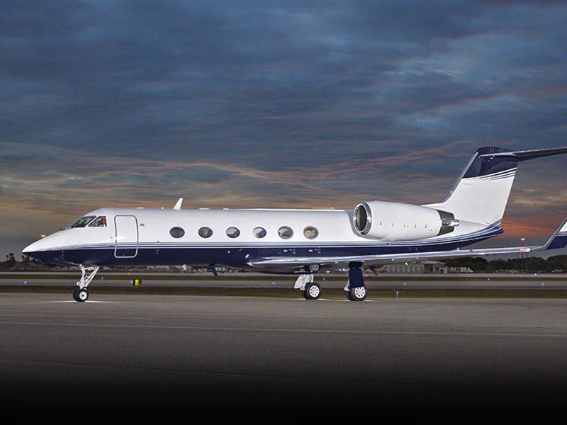Gulfstream G400 Private Jet Hire