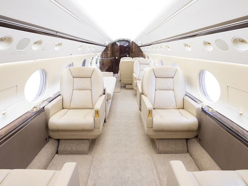Gulfstream GIV Private Jet Hire