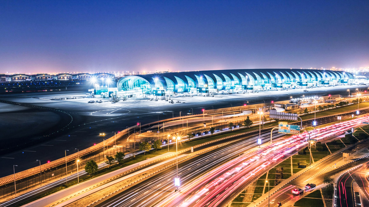 Dubai Airport Summer Holiday Private Jet Hire