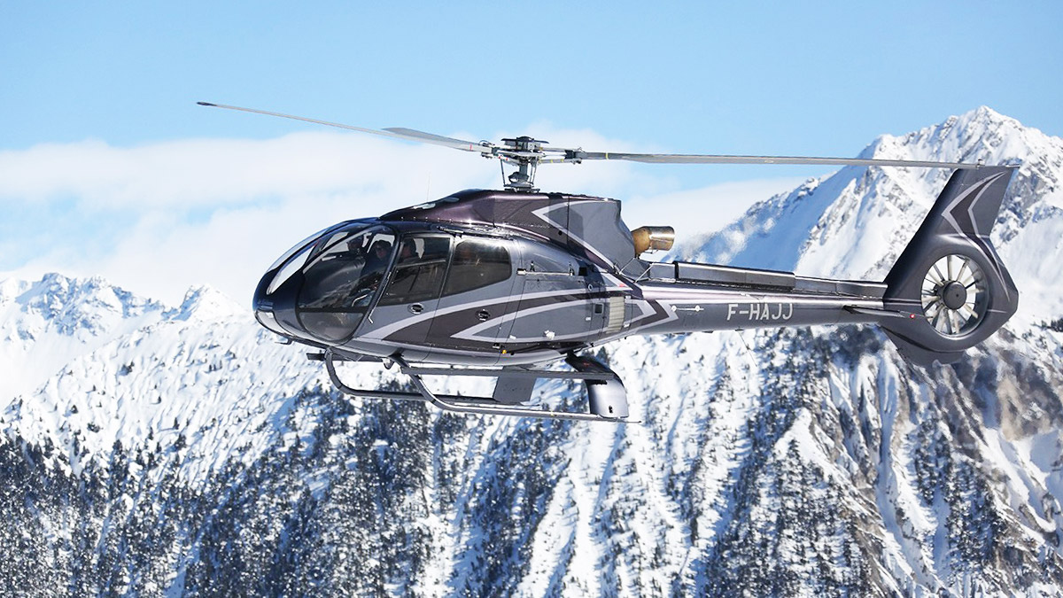 Skiing Holiday Private Jet Hire