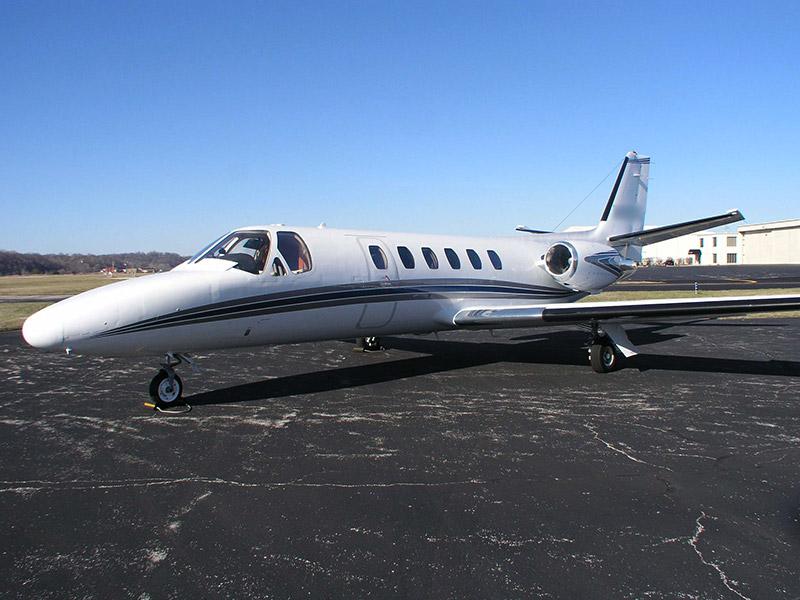 Cessna Citation II Private Jet Hire