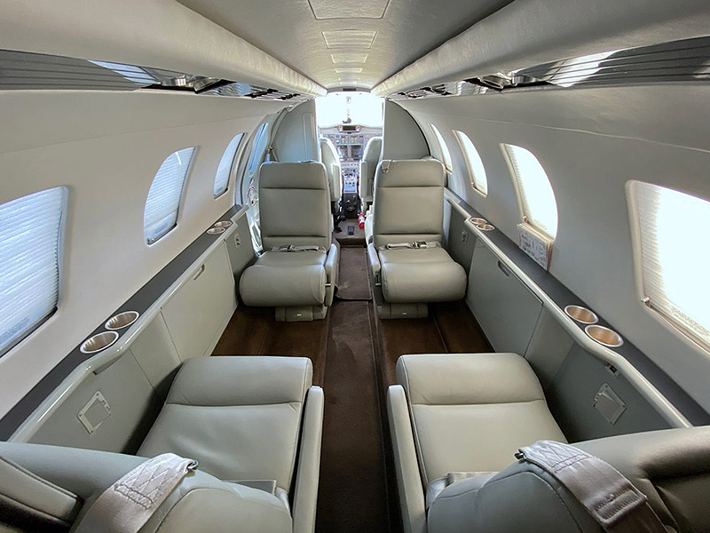 Cessna Citation CJ1 Private Jet Hire