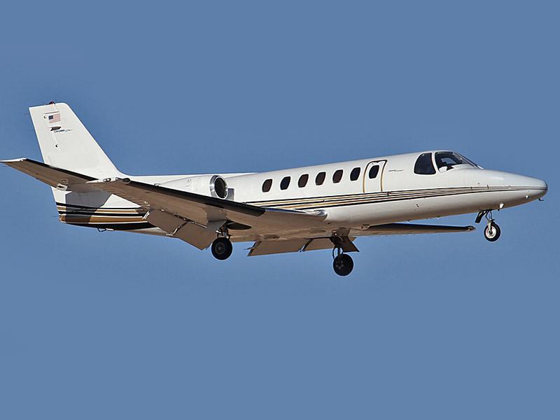 Cessna Citation V Private Jet Hire