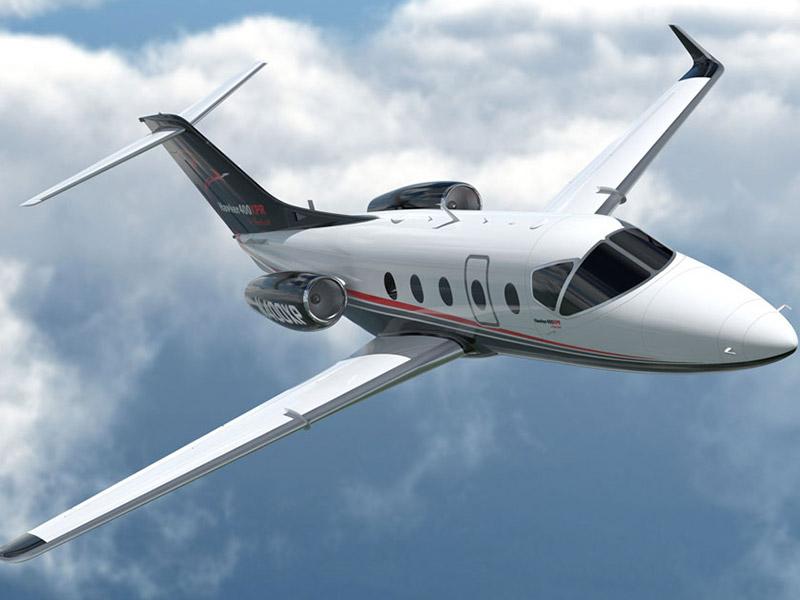Hawker 400XP Private Jet Hire