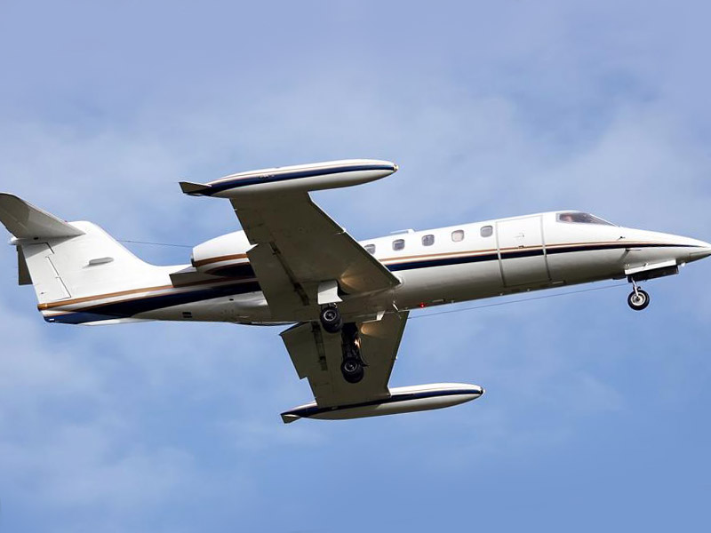 Learjet 36A Private Jet Hire