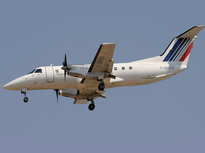 Embraer EMB 120 Private Jet Hire