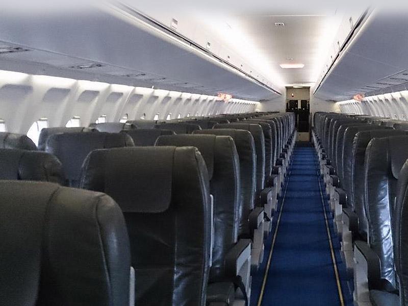 Fokker F28 Private Jet Hire