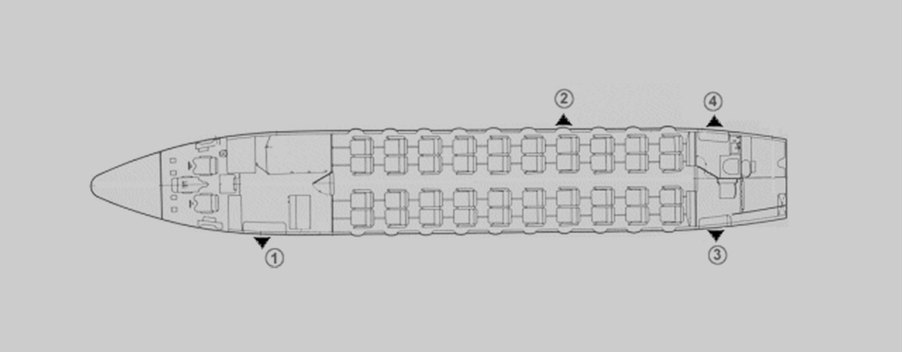 Fokker F27 Private Jet Hire