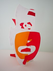 red flat mask (2 of 9)
