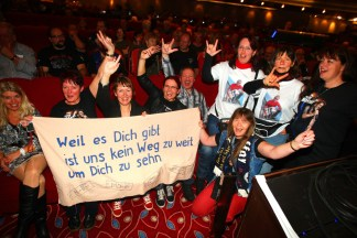 Peter Maffay rockt die Queen Mary 2-  Die Fans waren begeistert!