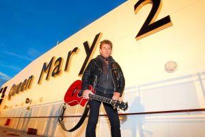 Peter Maffay rockt die Queen Mary 2