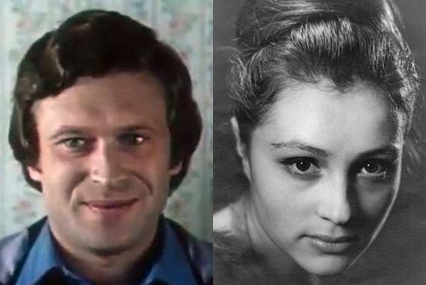 Георгий Мартиросян и его бывшая жена Людмила Аристова фото