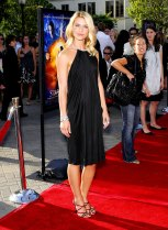 """Claire Danes im Juli 2007 bei der Premiere von """"Stardust"""""""