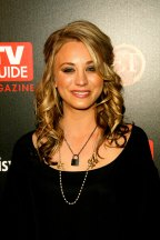 Kaley Cuoco im März 2009 auf der TV Guide Magazine's Sexiest Stars Party